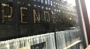 Pendergast Amsterdam spareribs restaurant Amerikaans