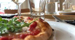 YamYam Trattoria Pizzeria: yumyum, nomnomnom, etcetera